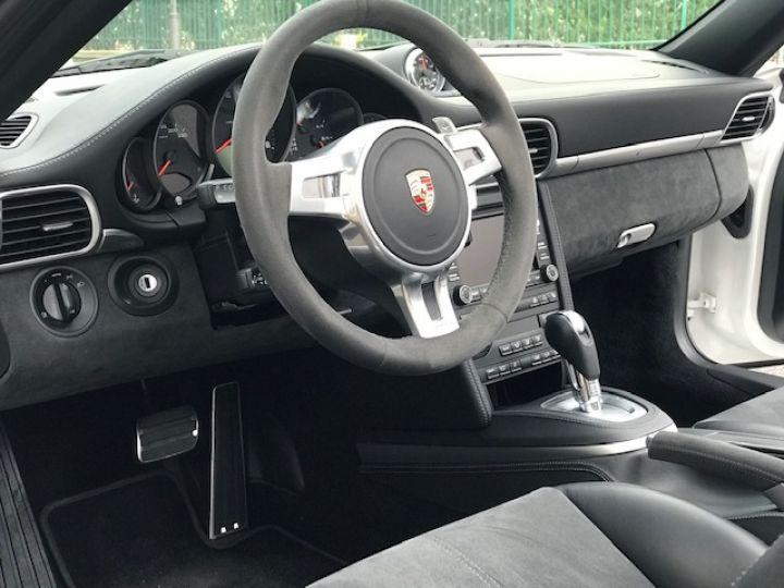 Porsche 997 PORSCHE 997 GTS CABRIOLET PDK 408CV Blanc - 14