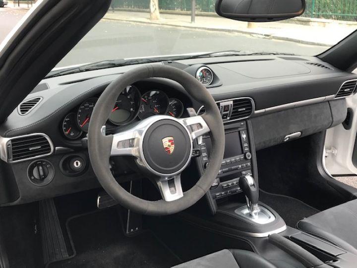 Porsche 997 PORSCHE 997 GTS CABRIOLET PDK 408CV Blanc - 22
