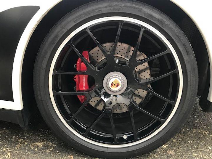 Porsche 997 PORSCHE 997 GTS CABRIOLET PDK 408CV Blanc - 36