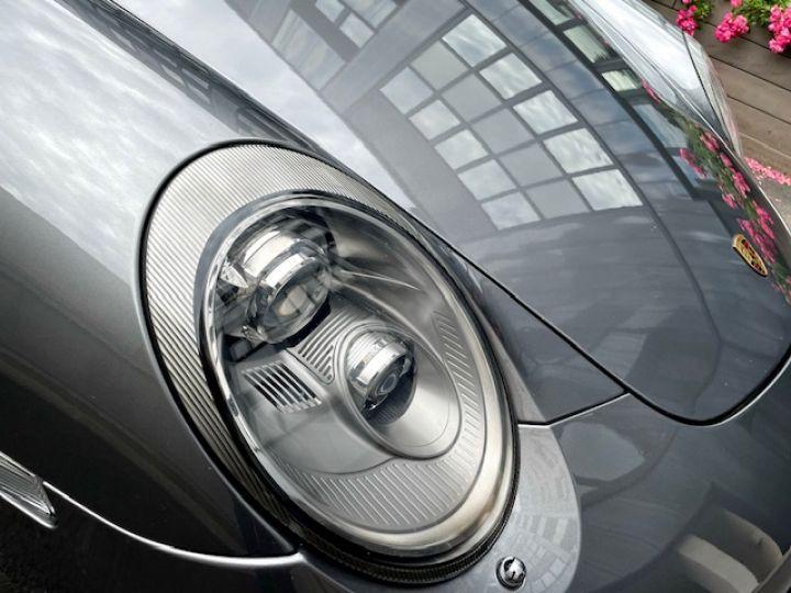Porsche 997 PORSCHE 997 TARGA 4S 3.8 385CV BVM /1ERE MAIN / 162000 KMS /SUIVI COMPLET Gris Meteor - 10