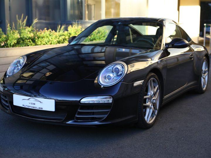 Porsche 997 PORSCHE 997 TARGA 4S 3.8 385CV /PDK/ 75000 KMS Noir - 1