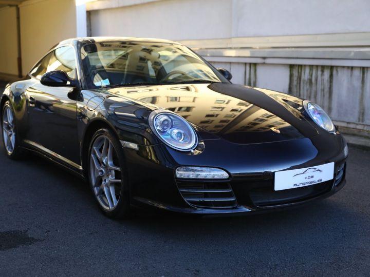 Porsche 997 PORSCHE 997 TARGA 4S 3.8 385CV /PDK/ 75000 KMS Noir - 4
