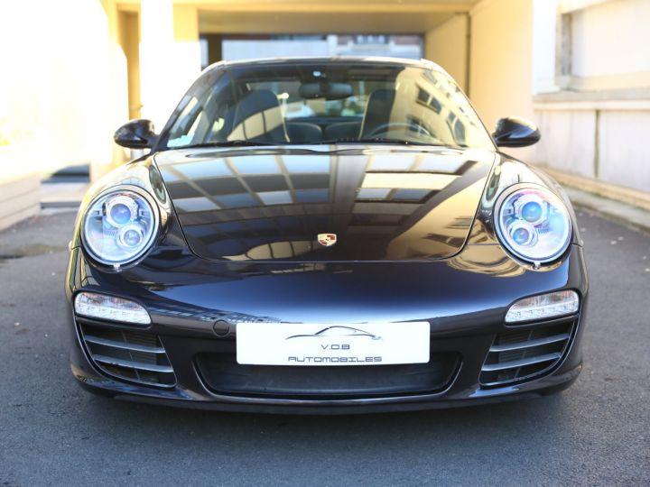 Porsche 997 PORSCHE 997 TARGA 4S 3.8 385CV /PDK/ 75000 KMS Noir - 5