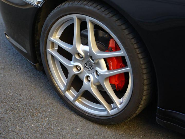 Porsche 997 PORSCHE 997 TARGA 4S 3.8 385CV /PDK/ 75000 KMS Noir - 6