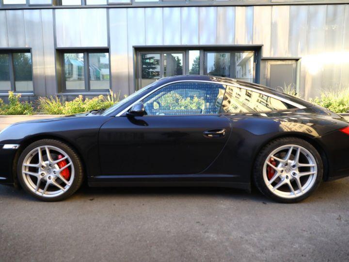 Porsche 997 PORSCHE 997 TARGA 4S 3.8 385CV /PDK/ 75000 KMS Noir - 11