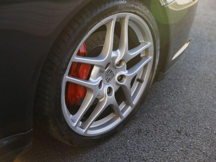 Porsche 997 PORSCHE 997 TARGA 4S 3.8 385CV /PDK/ 75000 KMS Noir - 16