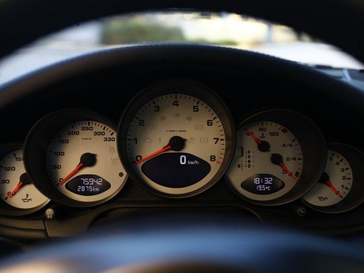 Porsche 997 PORSCHE 997 TARGA 4S 3.8 385CV /PDK/ 75000 KMS Noir - 27