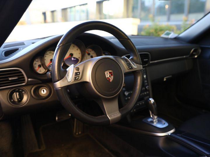 Porsche 997 PORSCHE 997 TARGA 4S 3.8 385CV /PDK/ 75000 KMS Noir - 29