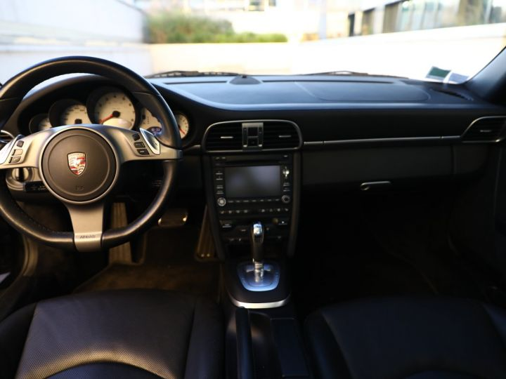 Porsche 997 PORSCHE 997 TARGA 4S 3.8 385CV /PDK/ 75000 KMS Noir - 31