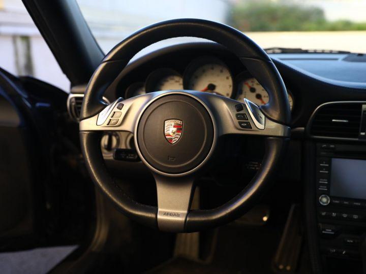 Porsche 997 PORSCHE 997 TARGA 4S 3.8 385CV /PDK/ 75000 KMS Noir - 32
