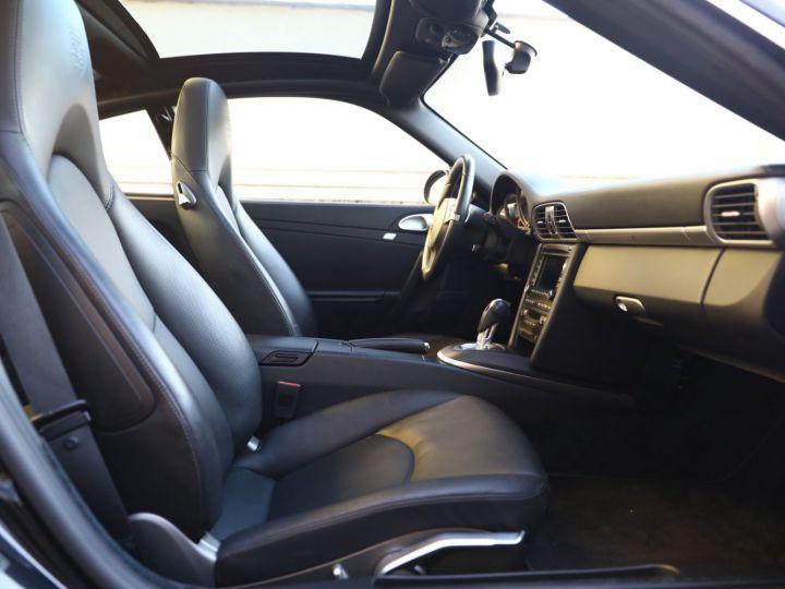 Porsche 997 PORSCHE 997 TARGA 4S 3.8 385CV /PDK/ 75000 KMS Noir - 35