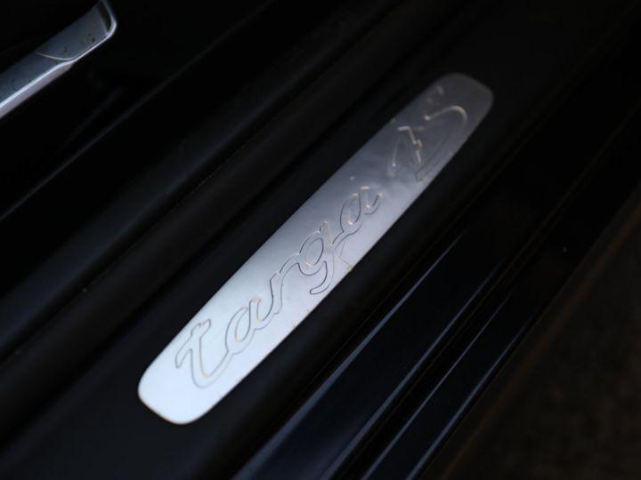 Porsche 997 PORSCHE 997 TARGA 4S 3.8 385CV /PDK/ 75000 KMS Noir - 42