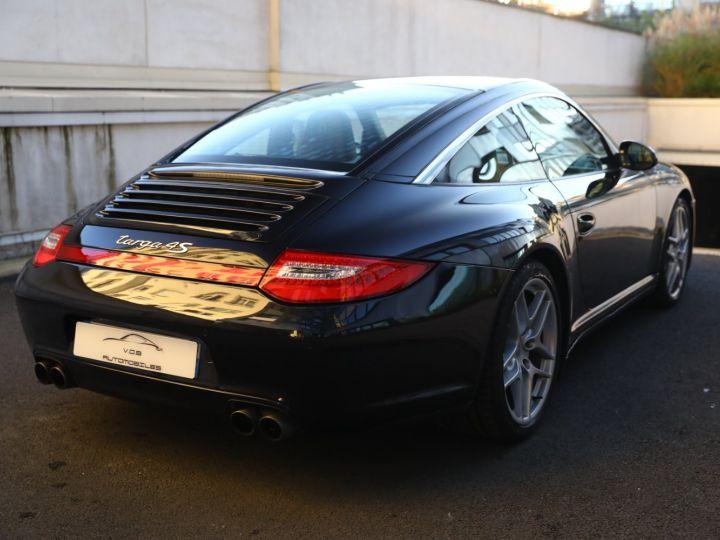 Porsche 997 PORSCHE 997 TARGA 4S 3.8 385CV /PDK/ 75000 KMS Noir - 43