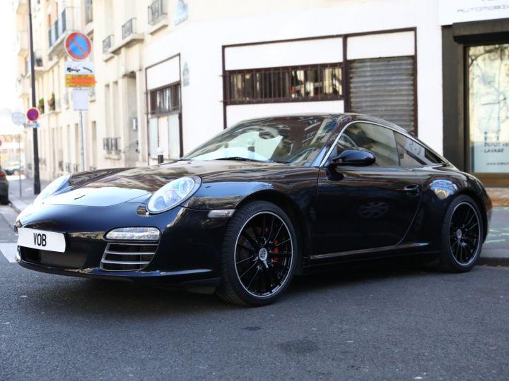Porsche 997 PORSCHE 997 TARGA 4S PDK 385 CV 57000 KMS Noir - 1