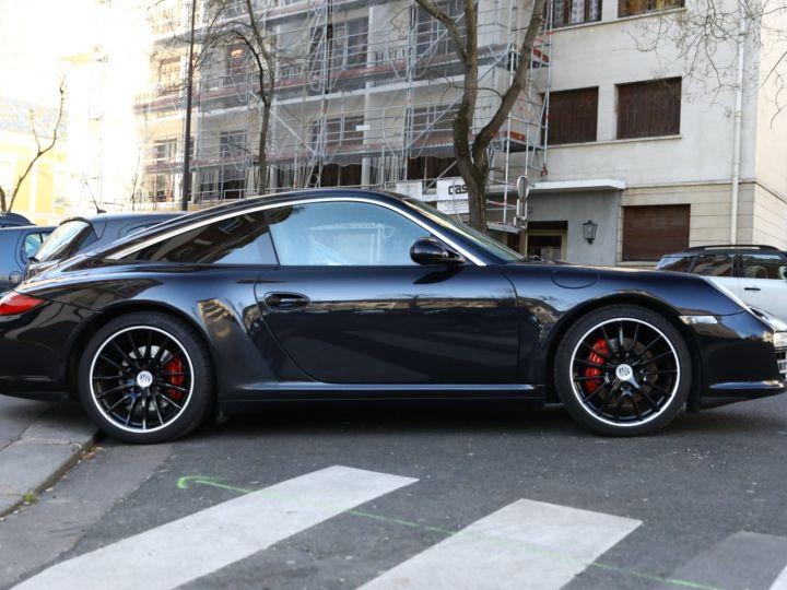 Porsche 997 PORSCHE 997 TARGA 4S PDK 385 CV 57000 KMS Noir - 3
