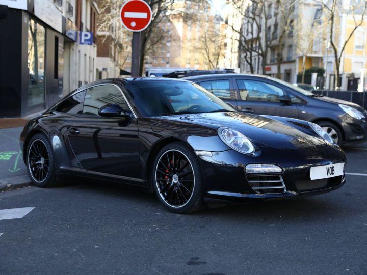 Porsche 997 PORSCHE 997 TARGA 4S PDK 385 CV 57000 KMS Noir - 4