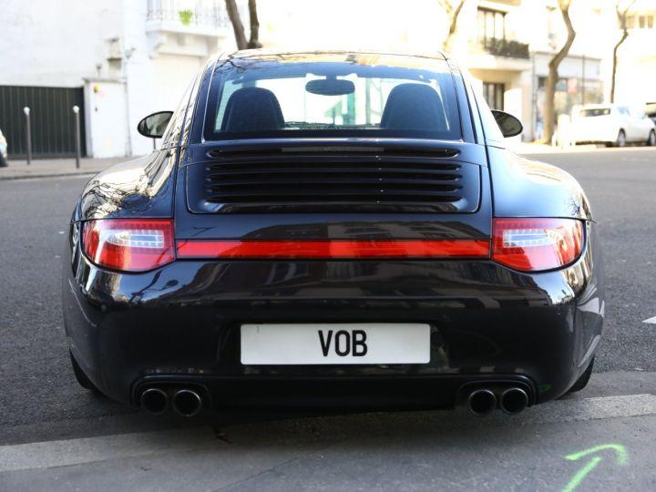 Porsche 997 PORSCHE 997 TARGA 4S PDK 385 CV 57000 KMS Noir - 5