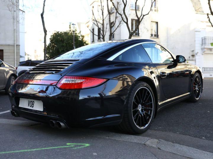 Porsche 997 PORSCHE 997 TARGA 4S PDK 385 CV 57000 KMS Noir - 6