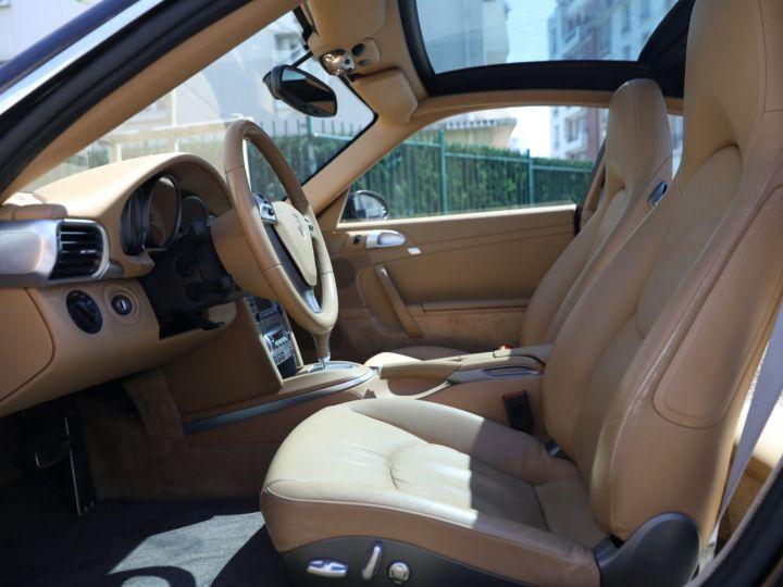 Porsche 997 PORSCHE 997 TARGA 4S TIPTRONIC S 355CV SUPERBE Macadamia - 9