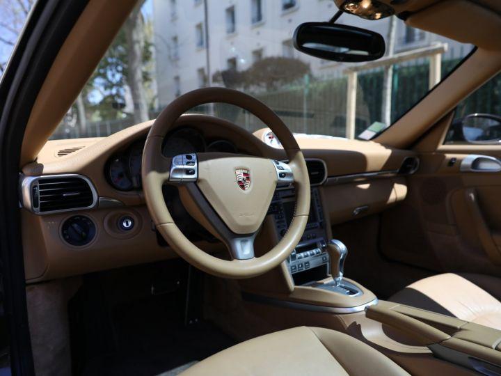 Porsche 997 PORSCHE 997 TARGA 4S TIPTRONIC S 355CV SUPERBE Macadamia - 10