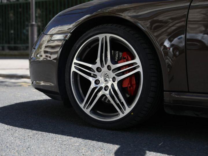 Porsche 997 PORSCHE 997 TARGA 4S TIPTRONIC S 355CV SUPERBE Macadamia - 15