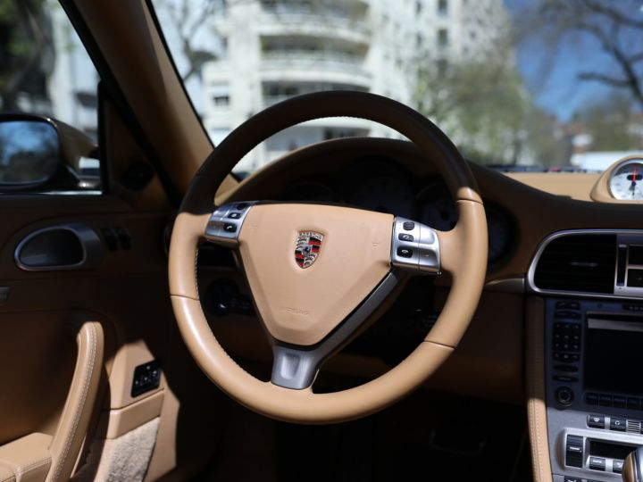 Porsche 997 PORSCHE 997 TARGA 4S TIPTRONIC S 355CV SUPERBE Macadamia - 31