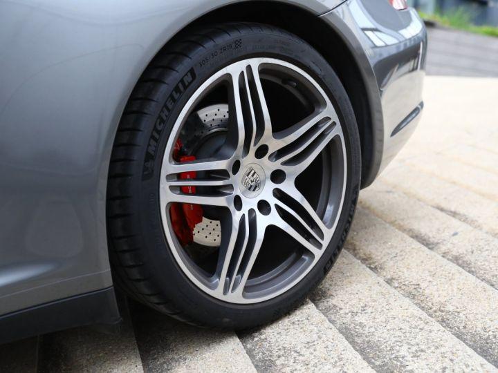 Porsche 997 PORSCHE 997 TARGA 4S TIPTRONIC S 355CV SUPERBE Gris Meteor - 9