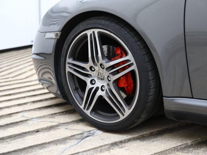 Porsche 997 PORSCHE 997 TARGA 4S TIPTRONIC S 355CV SUPERBE Gris Meteor - 10