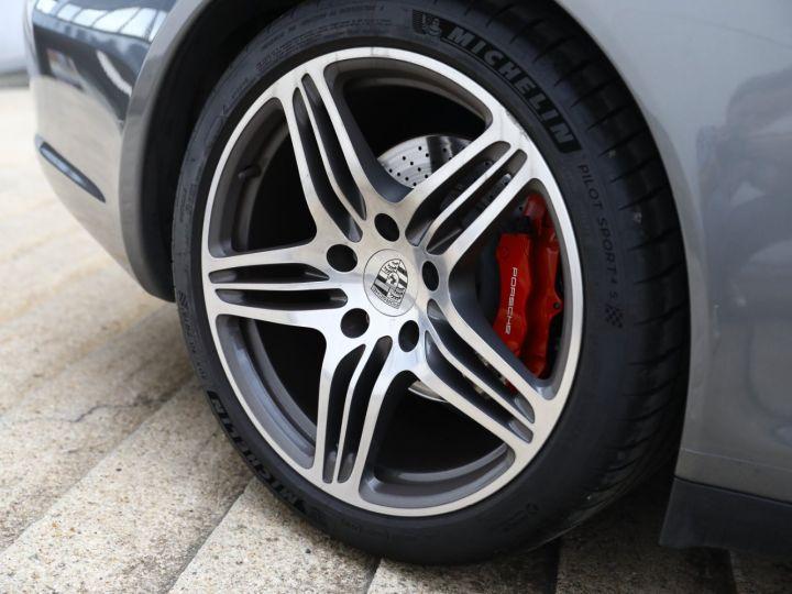 Porsche 997 PORSCHE 997 TARGA 4S TIPTRONIC S 355CV SUPERBE Gris Meteor - 12