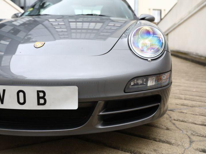 Porsche 997 PORSCHE 997 TARGA 4S TIPTRONIC S 355CV SUPERBE Gris Meteor - 15