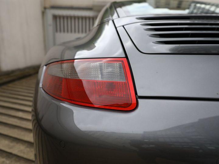 Porsche 997 PORSCHE 997 TARGA 4S TIPTRONIC S 355CV SUPERBE Gris Meteor - 20