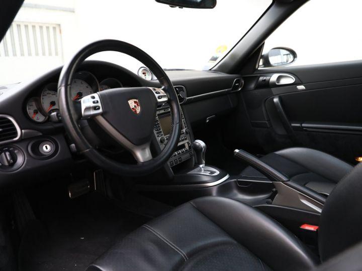 Porsche 997 PORSCHE 997 TARGA 4S TIPTRONIC S 355CV SUPERBE Gris Meteor - 21