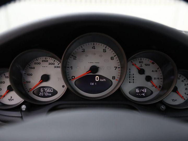 Porsche 997 PORSCHE 997 TARGA 4S TIPTRONIC S 355CV SUPERBE Gris Meteor - 26
