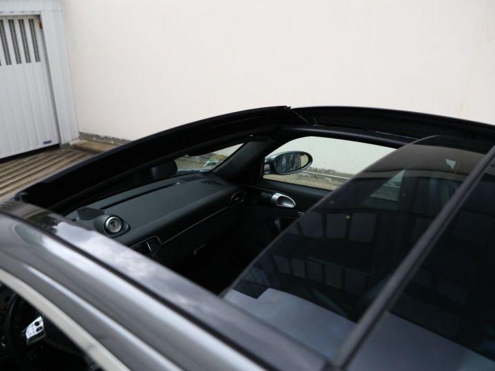 Porsche 997 PORSCHE 997 TARGA 4S TIPTRONIC S 355CV SUPERBE Gris Meteor - 30