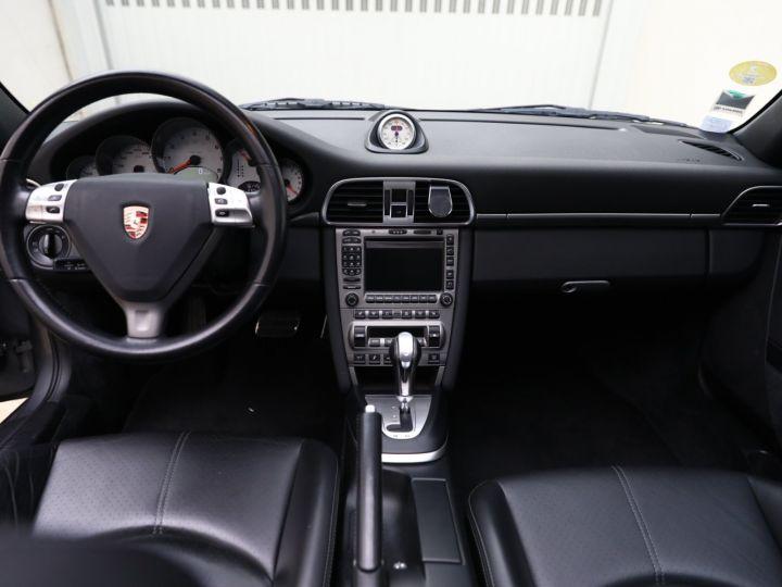 Porsche 997 PORSCHE 997 TARGA 4S TIPTRONIC S 355CV SUPERBE Gris Meteor - 31