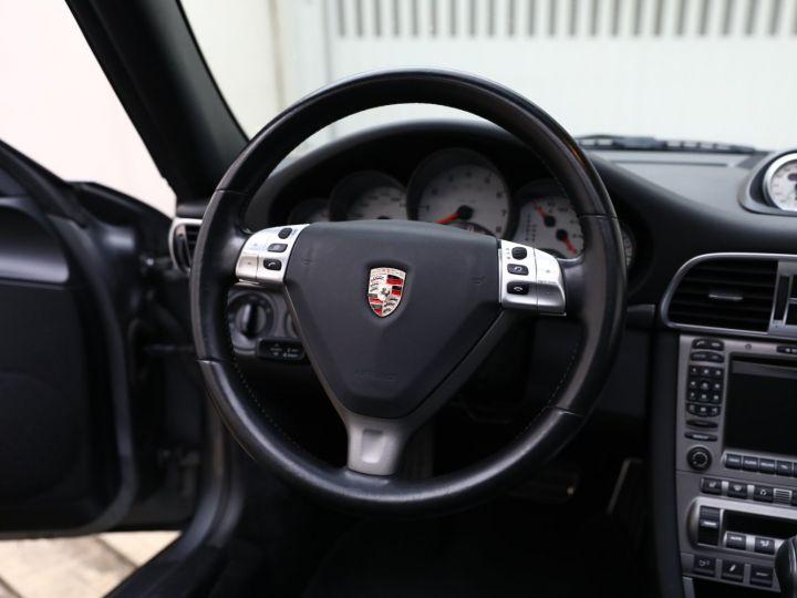 Porsche 997 PORSCHE 997 TARGA 4S TIPTRONIC S 355CV SUPERBE Gris Meteor - 32