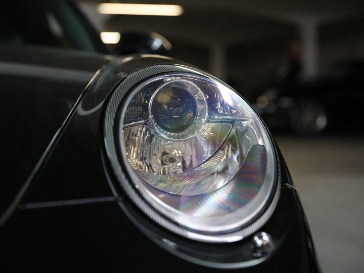 Porsche 997 PORSCHE 997 TURBO CABRIOLET PDK 500 CV FRANCAISE SUPERBE Noir - 10
