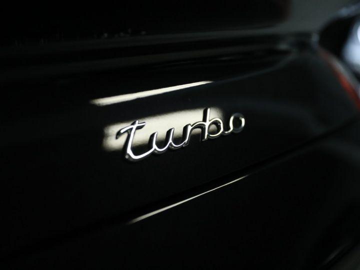 Porsche 997 PORSCHE 997 TURBO CABRIOLET PDK 500 CV FRANCAISE SUPERBE Noir - 17