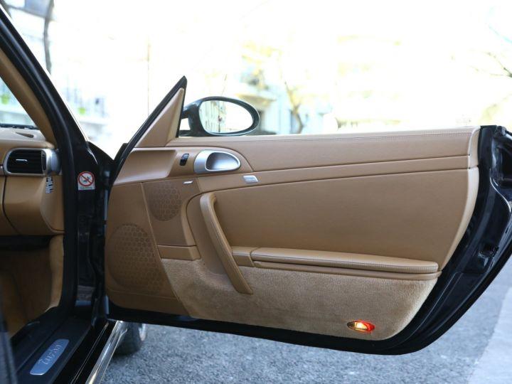 Porsche 997 PORSCHE 997 TURBO CABRIOLET TIPTRONIC / APPROVED JUSQU EN 06:2022 Noir - 17