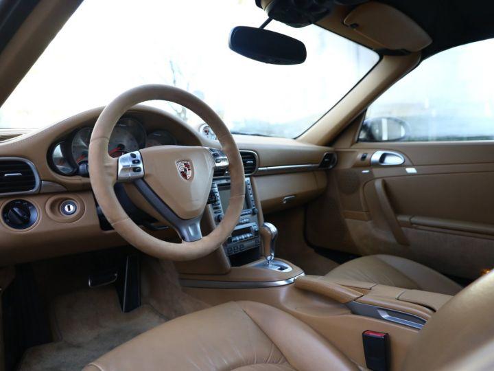 Porsche 997 PORSCHE 997 TURBO CABRIOLET TIPTRONIC / APPROVED JUSQU EN 06:2022 Noir - 25