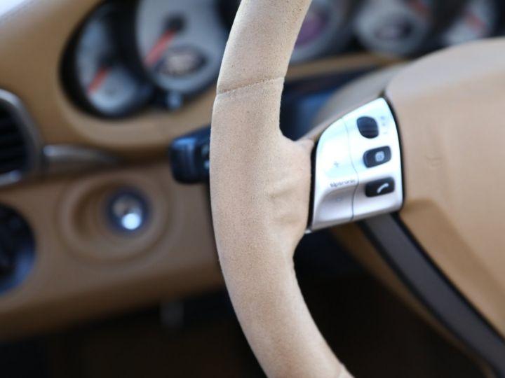 Porsche 997 PORSCHE 997 TURBO CABRIOLET TIPTRONIC / APPROVED JUSQU EN 06:2022 Noir - 29
