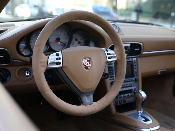 Porsche 997 PORSCHE 997 TURBO CABRIOLET TIPTRONIC / APPROVED JUSQU EN 06:2022 Noir - 30
