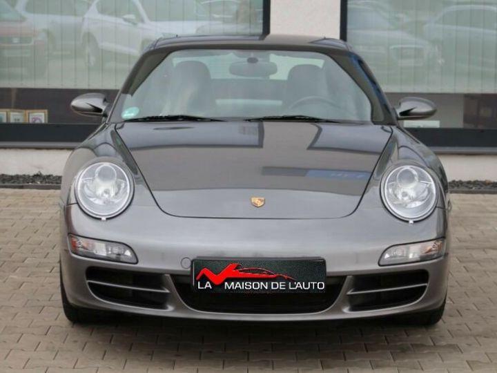 Porsche 997 Porsche Carrera 4 Bose- Xenon- 3,6l 325cv-BVA6- Carte grise + livraison + garantie 6 mois INCLUS Gris Foncé - 1