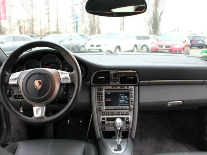 Porsche 997 Porsche Carrera 4 Bose- Xenon- 3,6l 325cv-BVA6- Carte grise + livraison + garantie 6 mois INCLUS Gris Foncé - 6
