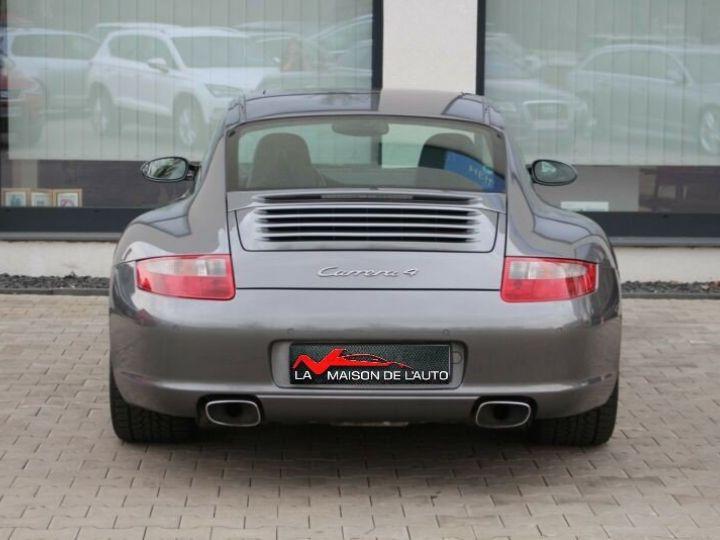 Porsche 997 Porsche Carrera 4 Bose- Xenon- 3,6l 325cv-BVA6- Carte grise + livraison + garantie 6 mois INCLUS Gris Foncé - 19