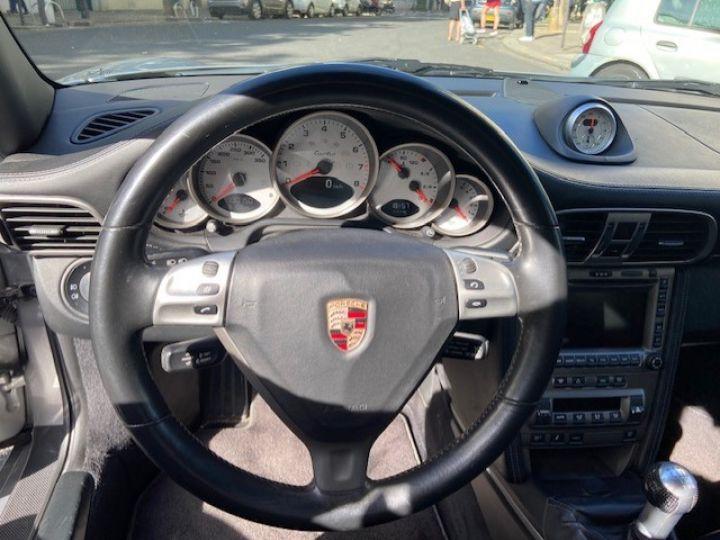 Porsche 997 TURBO BVM Gris Gt - 10