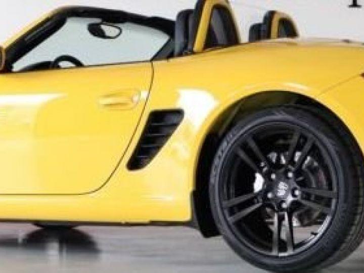Porsche Boxster jaune - 3
