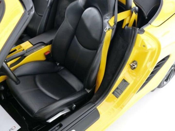 Porsche Boxster jaune - 5