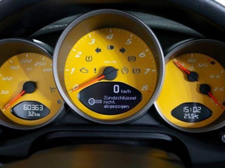 Porsche Boxster jaune - 6