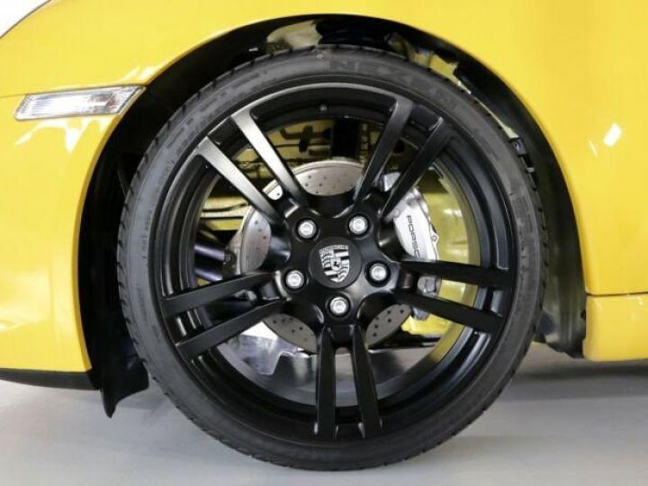 Porsche Boxster jaune - 7